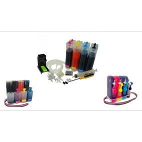 Sistema Continuo Hp 1000/2000/2050/3050tinta+snap Instalac