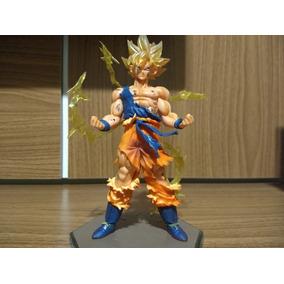 Dragon Ball Z Goku Super Sayajin Bandai C/ Caixa P. Entrega