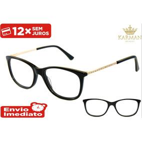 072768c5e116d Oculos Prada Replica Perfeita Armacoes - Óculos no Mercado Livre Brasil