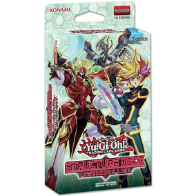 Mazo Structure Deck - Powercode Link - Cartas Yugioh!