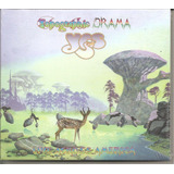 Cd Yes - Topographic Drama Live Across America
