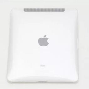 Capa De Proteção Para Ipad Ipa-01ct Transparente