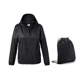 Campera Impermeable Para Mujer