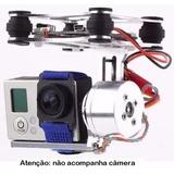 Gimbal 2 Eixos Controlador Drone Dji Cx20 Sjcam Gopro 5 4 3