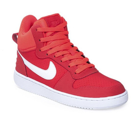 on sale 42a43 7c9ea Botitas Nike Court Borough Mid W