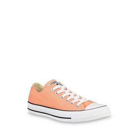Tenis Converse Naranja Chuck Taylor 2 Choclo 2491684