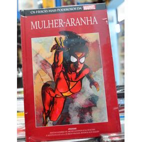 Hq Mulher Aranha 78) Coleção Os Heróis Mais Poderosos Salvat