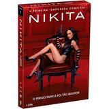 Nikita - 1ª Temporada Completa [5 Dvds] Original Lacrado