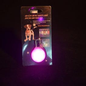 59ff491dc3f Mascota Led Brillante Colgante Seguridad Luz Intermitente Pe