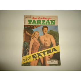 Tarzan Nº 1 Ebal 2ª Série 1959 Excelente Estado Original