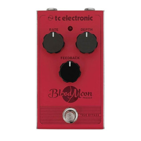 Pedal P/ Guitarra Blood Moon Phaser - Tc Electronic +nf