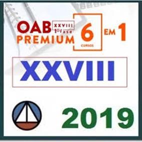 Oab Xxviii 28 Primeira Fase 2019 Combo Teoria E Questões