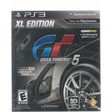 Gran Turismo 5 Edición Xl Para Play Station 3 Juego En 3d