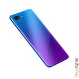 Xiaomi Mi 8 Lite Azul 4/64gb + Mica De Cristal