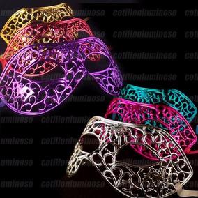 Antifaz Metalizado Surtidos Mascaras Venecianas A203