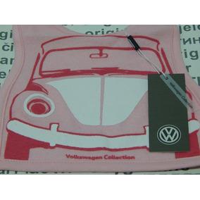 Babador Infantil Original Volkswagen Collection Apr057004qs