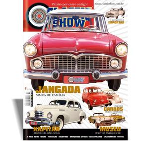 Revista Classic Show Nº 89, Jangada, Museu