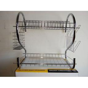 Escurridor Secador De Platos Colgante - Secaplatos en Mercado Libre ... 5e5c50ce38ec