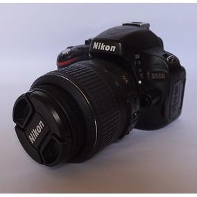 Camera Fotográfia Nikkon D-5100
