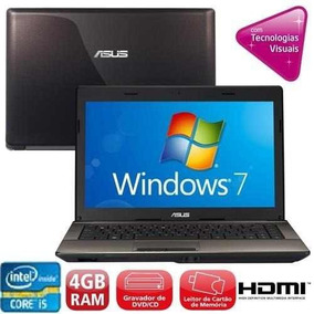 Notebook Asus I3 4gb