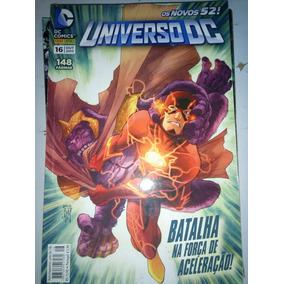Hq Universo Dc Batalha Na Força Da Aceleração Vol 16