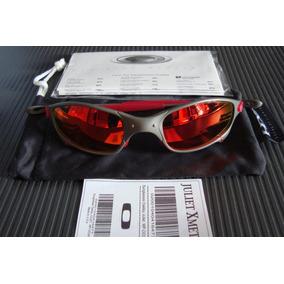 Oakley Juliet X-metal Ruby 24-125 - Óculos no Mercado Livre Brasil cfae89d2f6