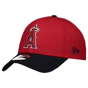 Boné New Era Mlb Los Angeles Angels Of Anaheim 940 Vermelho 24589606446