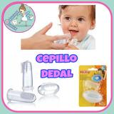 Cepillo Dental Bebe Dedal Niños Porta Cepillo Diente Adulto