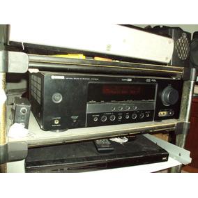 Receiver Yamaha Natural Sound , Htr-6030 Sem O Controle