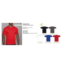 98e9ff66c8 Camiseta T-shirt Basica Masculina Lupo Sport 75040-001