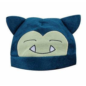 Snorlax Touca Cosplay Pokémon Inverno Pronta Entrega 1862ea196d8