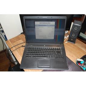 Notebook Compaq Presario Com Batocera E Jogos Instalados