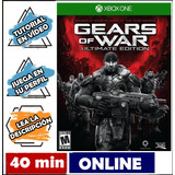 Gears Of War Ultimate Edition Xbox One Online