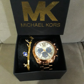 f516a1f08f3 Relogio Pequeno Dourado E Prata Quartz Feminino - Relógios De Pulso ...