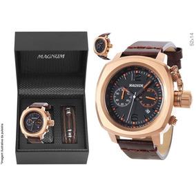 2e718ffc2cd Relogio Importado Aliexpress Unissex Magnum Parana - Relógios De ...