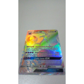 Lunala Gx Pokmon Card-game