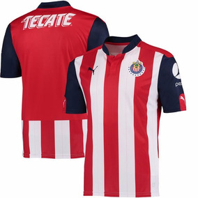 Jersey Puma Club Deportivo Guadalajara Las Chivas Original 60e60edaf