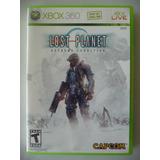 Juego Lost Planet Xbox 360 - Original - En Su Estuche