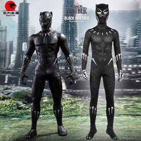 Black Panther Novo Traje 2018 Vingadores Pantera Negra.roupa