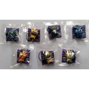Elma Chips Completa Com 7 Pingentes 3d Funki Punky Lacrados