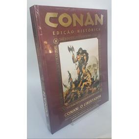 Conan - O Libertador - Edição Gigante - Lacrado