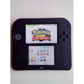 Consola Nintendo 2ds Edición Super Mario Bros 2 Original