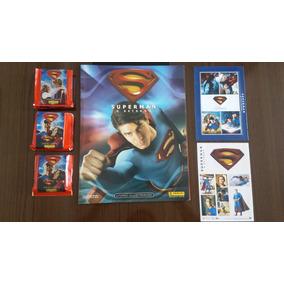 Álbum Superman O Retorno Para Colar