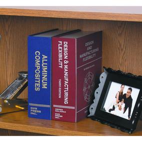 Caja Fuerte En Forma De Libro De 25 Cm