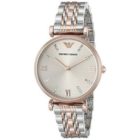 3c86111eb1cf Reloj Emporio Armani Mujer Impecable Modelo Ar 5433 - Relojes ...