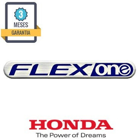 Emblema Adesivo Tampa Traseira Honda Fit 2016 Flex One
