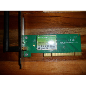 Tp-link -tlwn 350 Gd Model 1b/g Puerto Pci