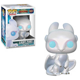 Funko Pop Light Fury 687 Exclusivo- How To Train Your Dragon