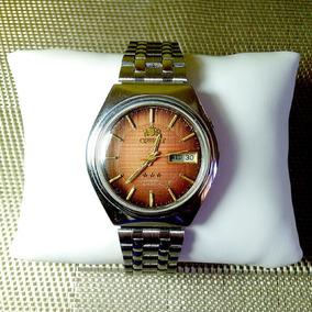 Relógio Orient Crystal 469 Aut. Com Calendário Dia Semana