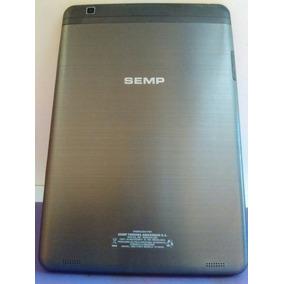 Gabinete (carcaça) Completo Do Tablet Semp Toshiba Ta7801w